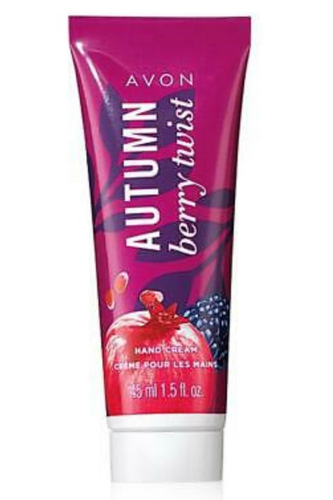 Autumn Berry Twist Hand Cream 45g