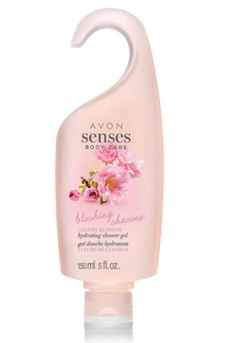 Blushing Cherry Blossom Hydrating Shower Gel 150ml