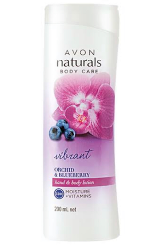 Naturals Orchid & Blueberry Hand & Body Lotion 200ml