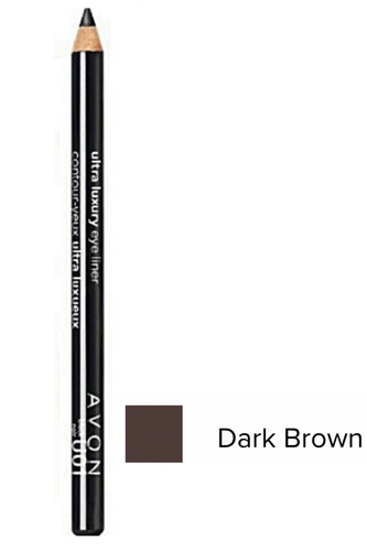 Dark Brown Ultra Luxury Brow Liner