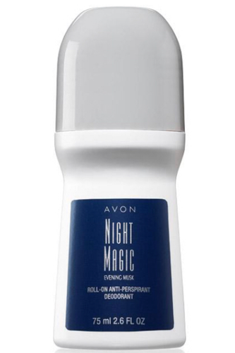 Night Magic Evening Musk Roll-On Antiperspirant Deodorant 75ml