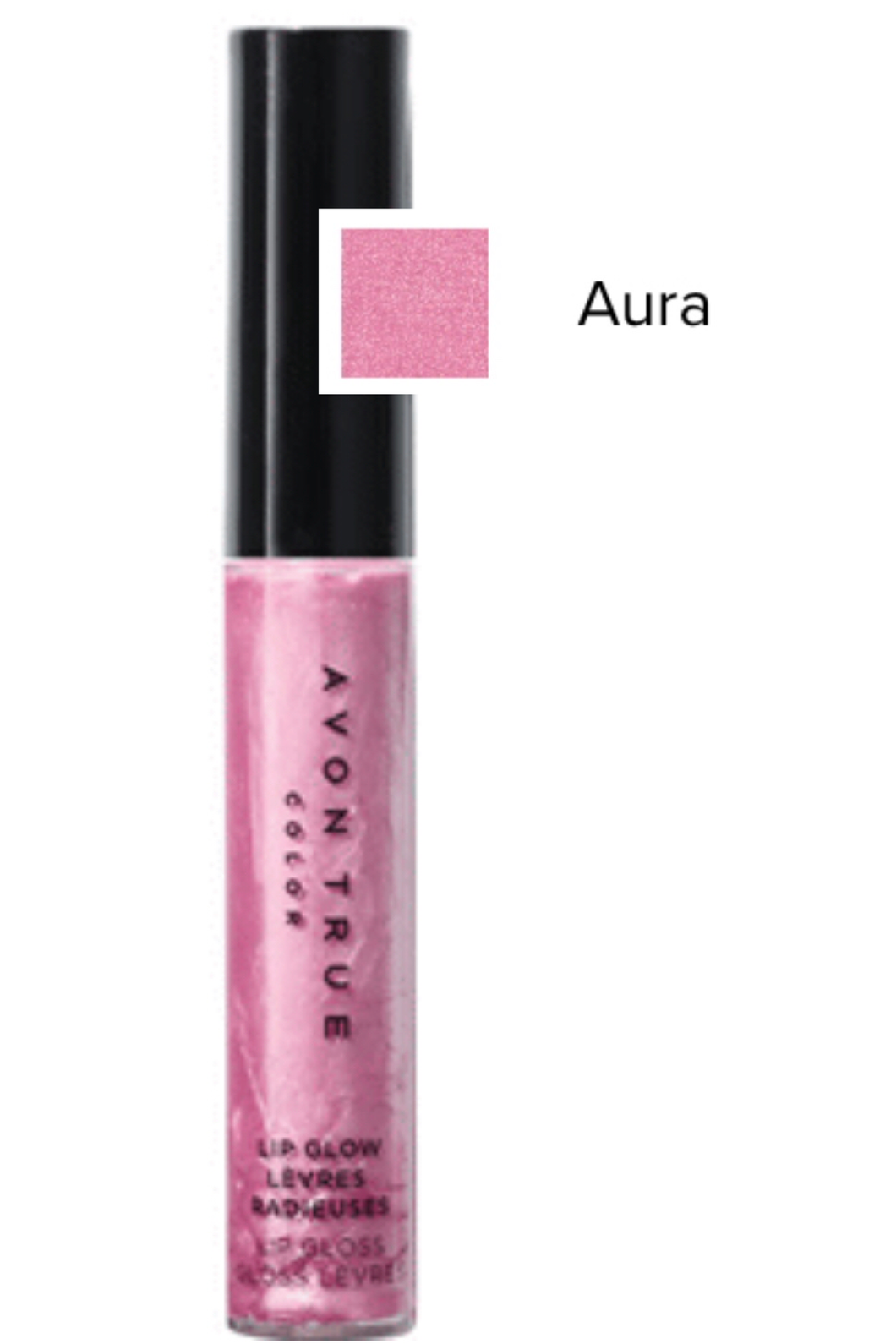 Aura True Color Lip Glow Lip Gloss