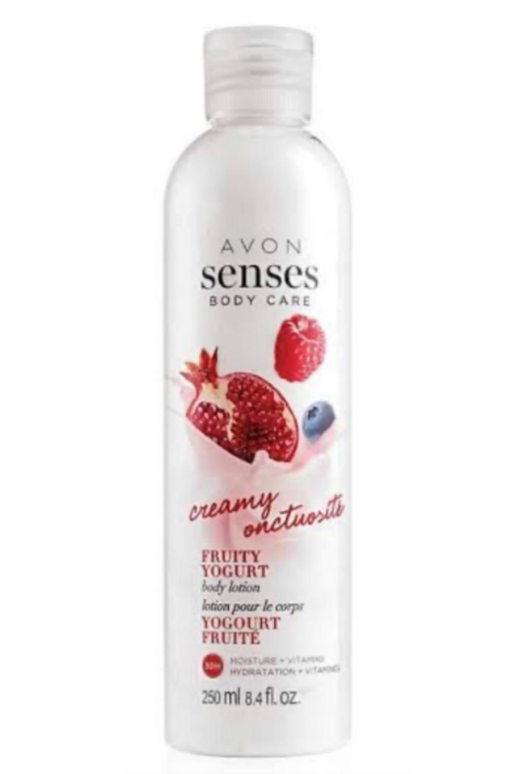 Fruity Yoghurt Body Lotion 250ml