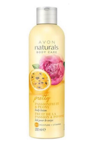 Naturals Passionfruit and Peony Shower Gel 200ml