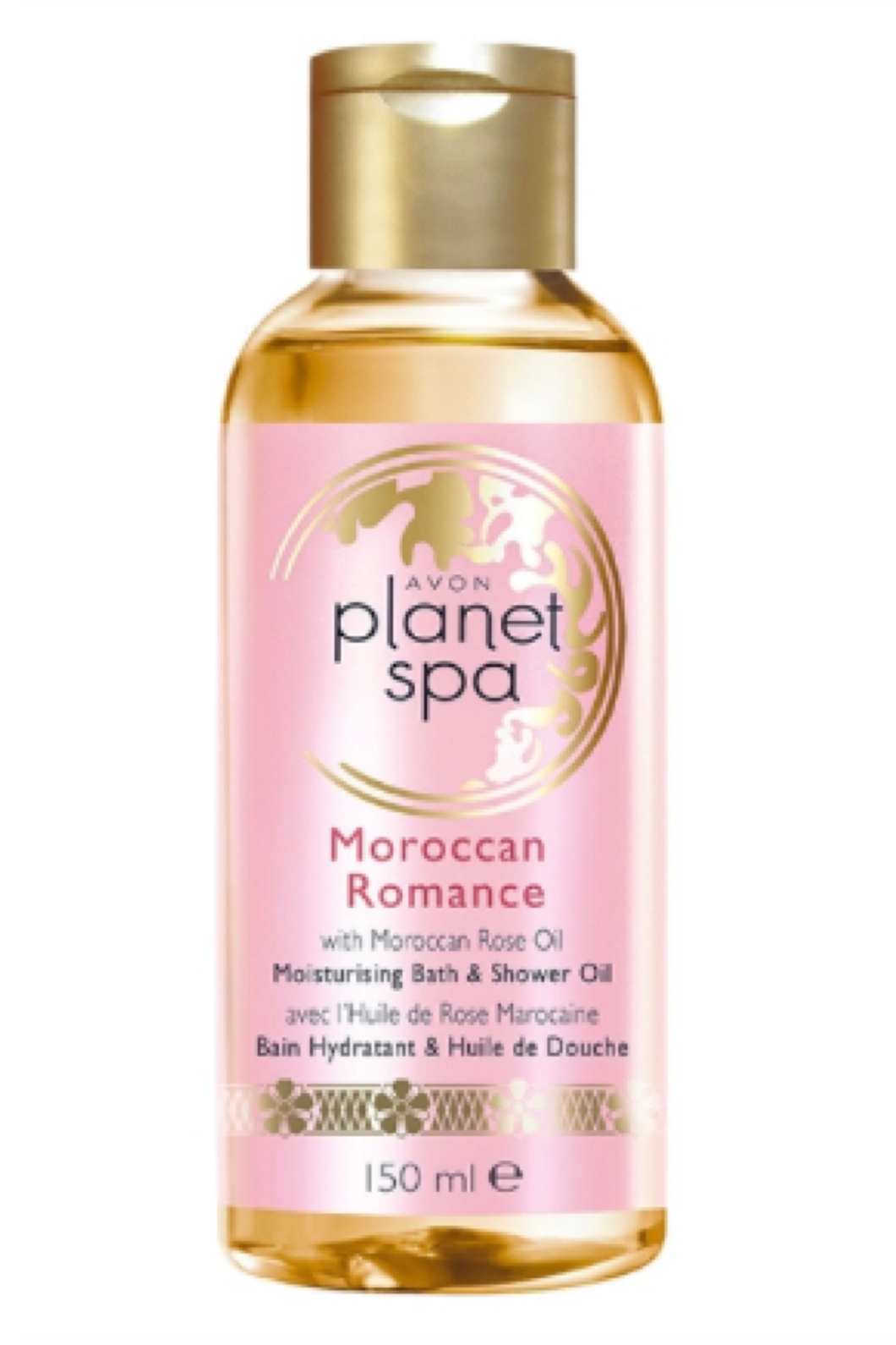 Planet Spa Moroccan Romance Bath & Shower Oil - 150ml