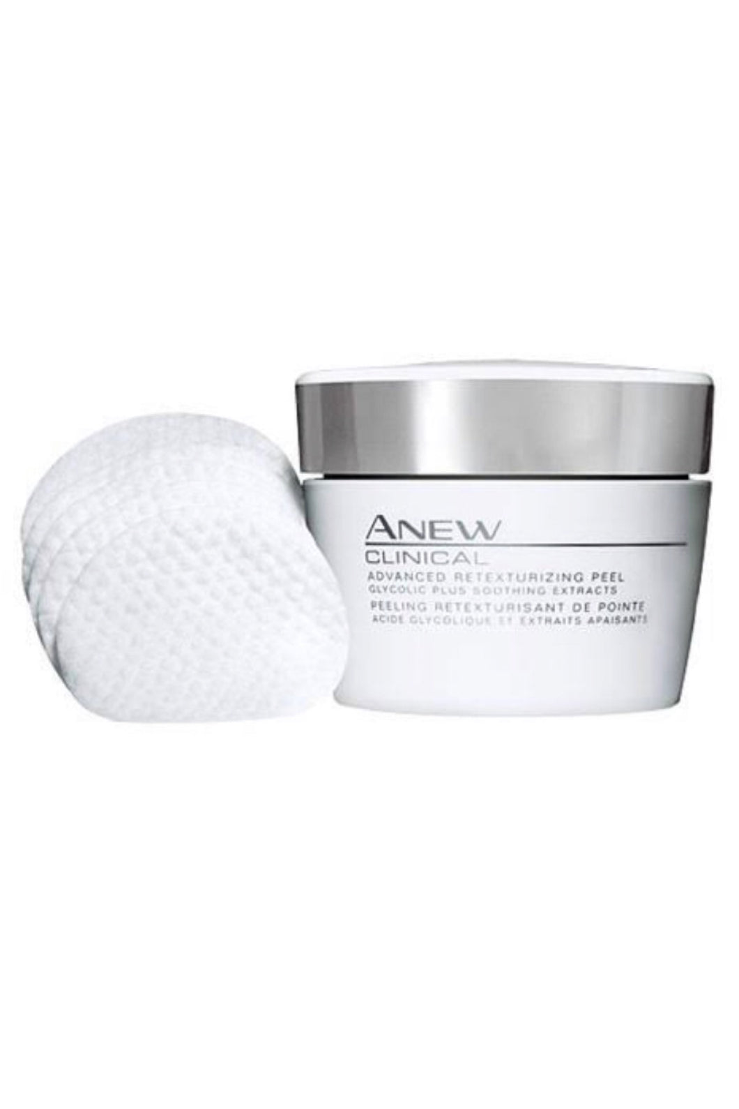 Avon Clinical Advanced Resurfacing Peel Treatment Pads 30