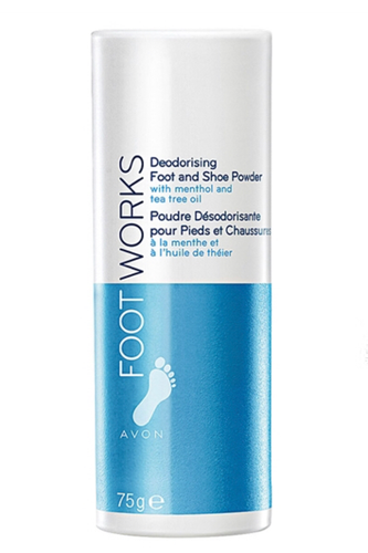 Deodorising Foot and Shoe Powder 75g