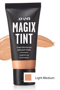 Magix Tint Brightening Tinted Moisturizer LIGHT MEDIUM 30ml
