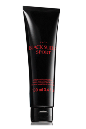 Black Suede Sport After Shave Conditioner 100ml
