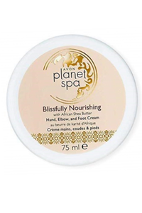 Planet Spa Blissfully Nourishing Hand/Elbow/Foot Cream 75 ml