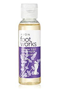 Foot Works Lavender 3-In-1 Pampering Oil 60ml