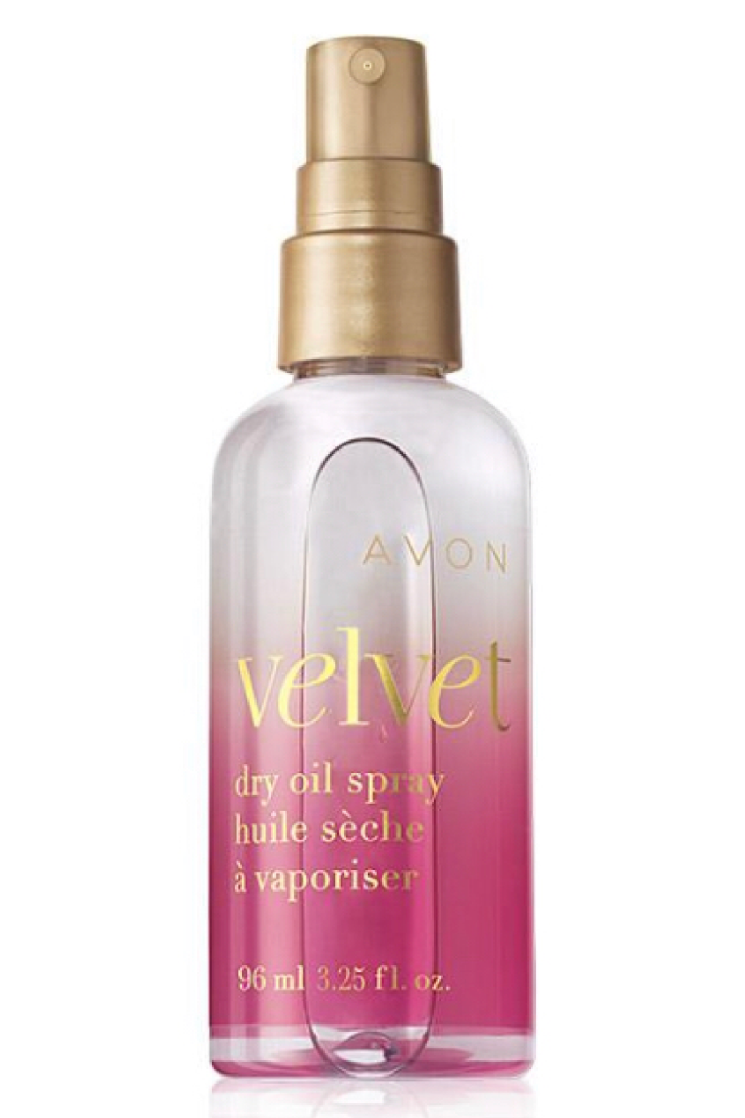 Velvet Dry Oil Spray 96ml