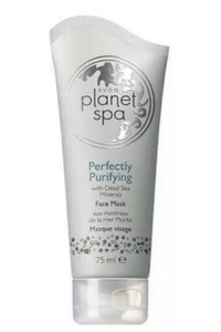 Planet Spa Perfectly Purifying with Dead Sea Minerals Face Mask 75ml