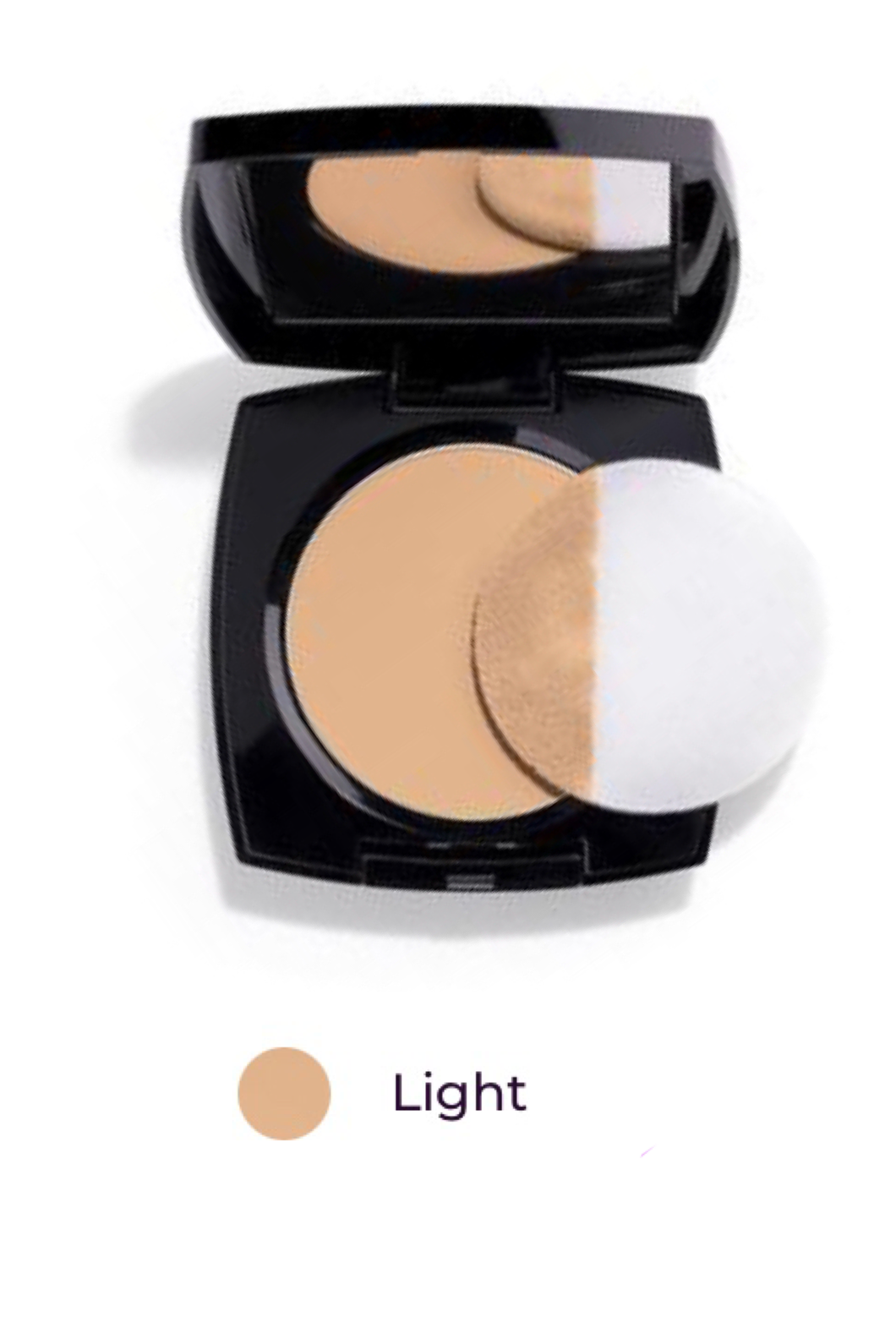 Neutral Light True Flawless Mattifying Pressed Powder