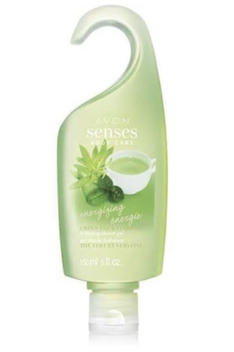Green Tea and Verbena Shower Gel 150ml