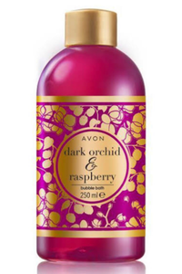Dark Orchid & Raspberry Bubble Bath 250ml