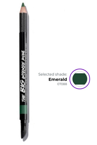 Big Intense Kohl Eyeliner EMERALD