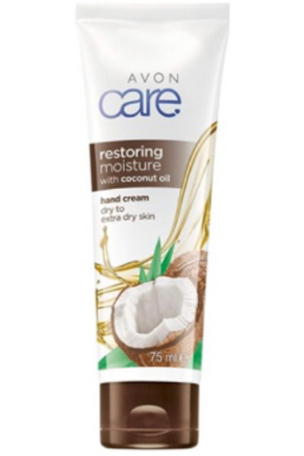 Avon Care Restoring Moisture with Coconut Oil Hand Cream 75ml