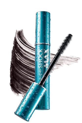 SuperShock Max Volume Waterproof Mascara BROWN BLACK