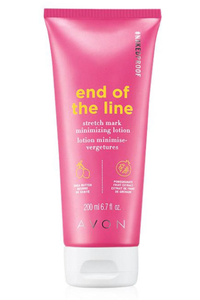 NAKEDPROOF End of the Line Stretch Mark Minimizing Lotion 200ml