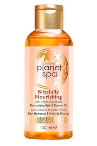 Planet Spa Blissfully Noushing Moisturising Bath & Shower Oil - 150ml