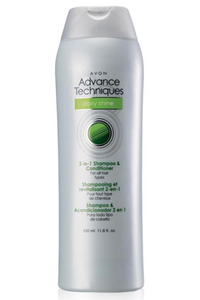 Advance Techniques Daily Shine 2-in-1 Shampoo & Conditioner 350ml