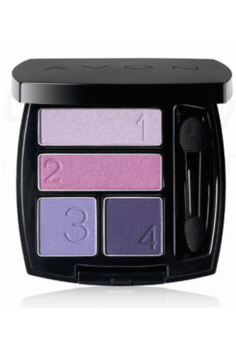 Purple Pop Eyeshadow Quad