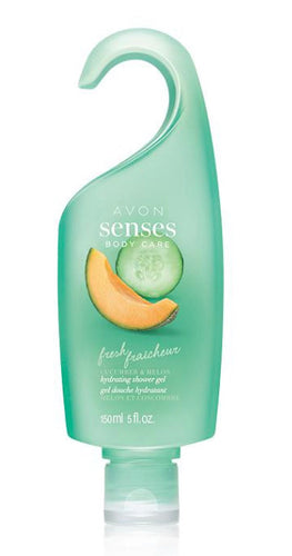 Fresh Cucumber & Melon Hydrating Shower Gel 150ml