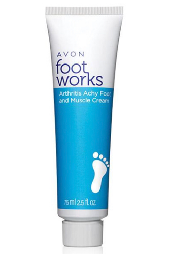 Foot Works Arthritis Achy Foot and Muscle Cream 75ml