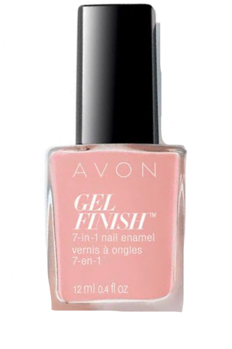 Dazzle Pink Gel Finish 7 in 1 Nail Enamel 12ml