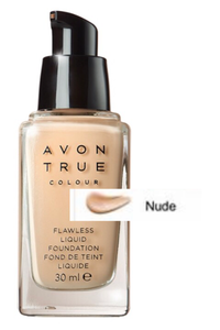Nude Flawless Liquid Foundation 30ml