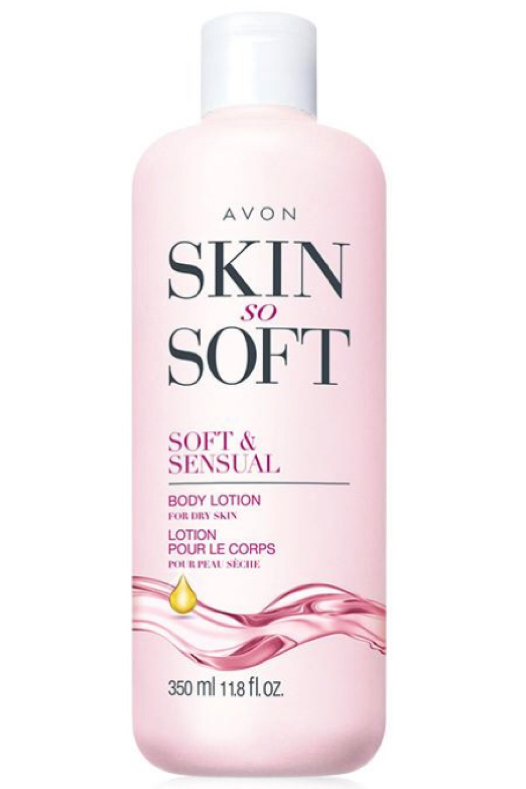 Skin So Soft Soft & Sensual Body Lotion 350ml