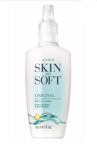 Skin So Soft Original Bath Oil Spray 150ml