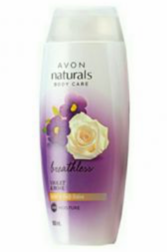 Naturals Violet & Rose Hand & Body Lotion 100ml
