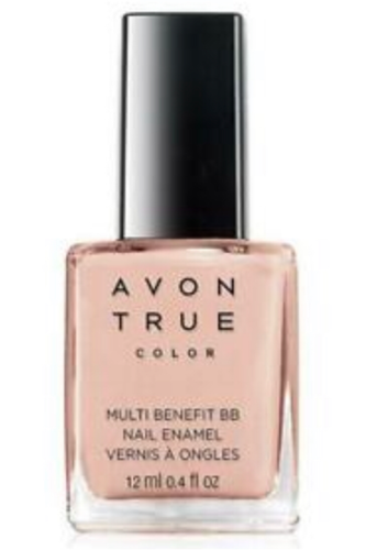 Perfect Pink Multi Benefit BB Nail Enamel