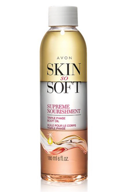 Skin So Soft Supreme Nourishment Triple-Phase Body Oil 150ml