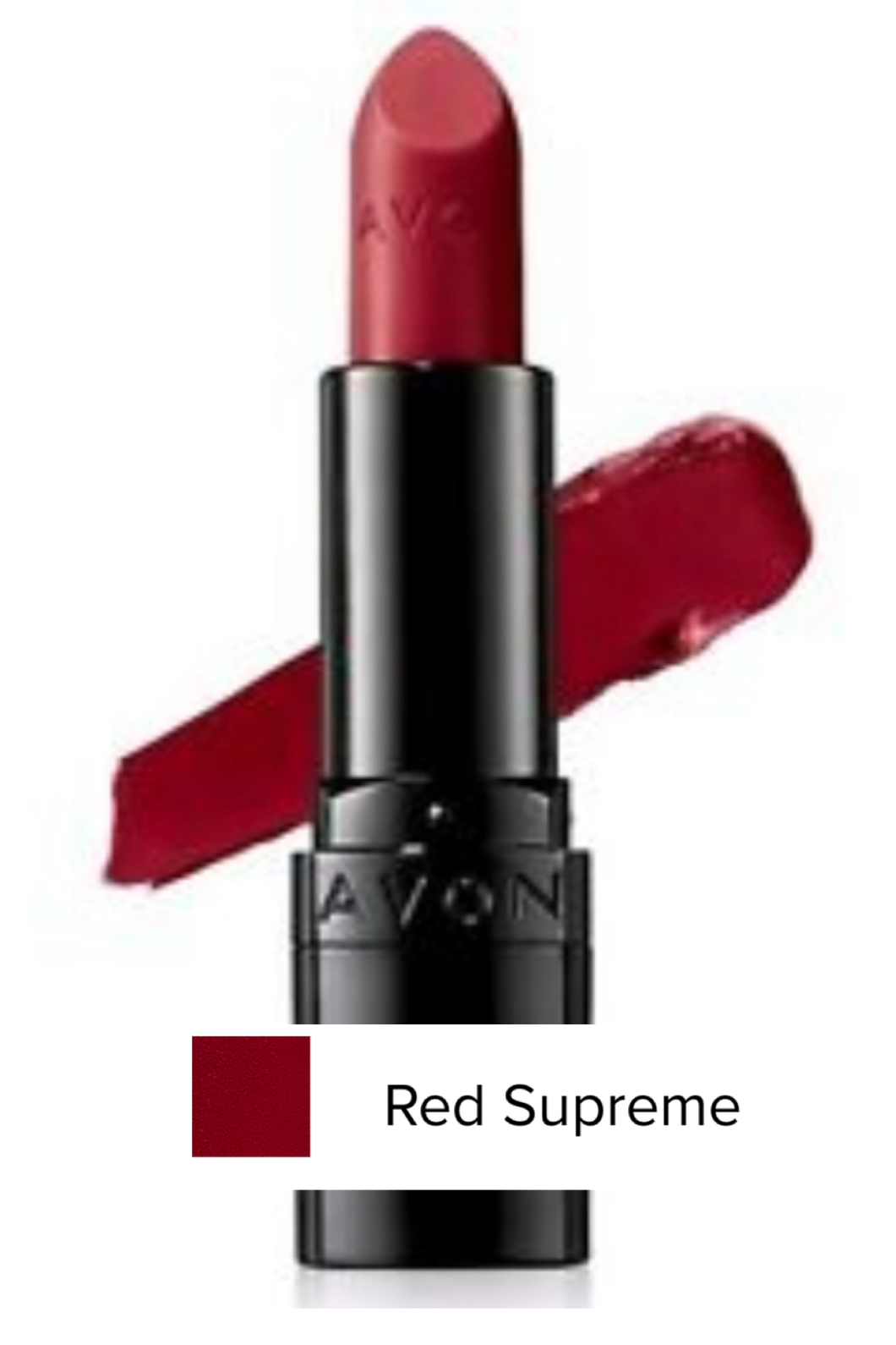Red Supreme Stellar Celebrations  Matte Lipstick