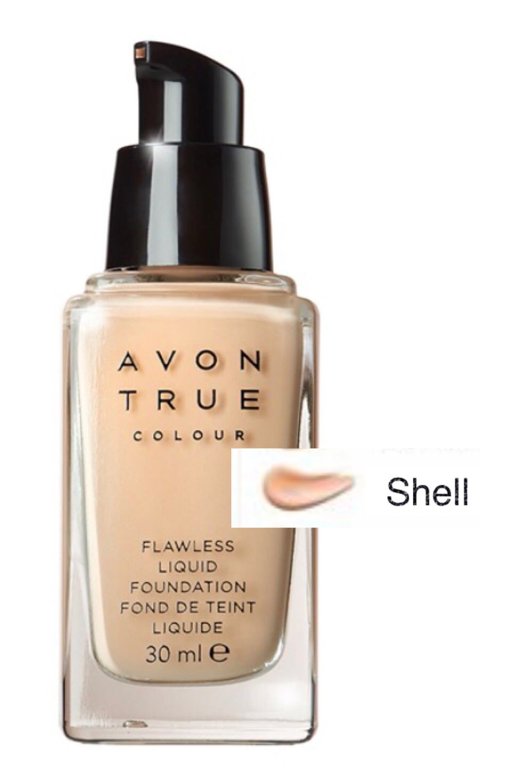 Shell Flawless Liquid Foundation 30ml