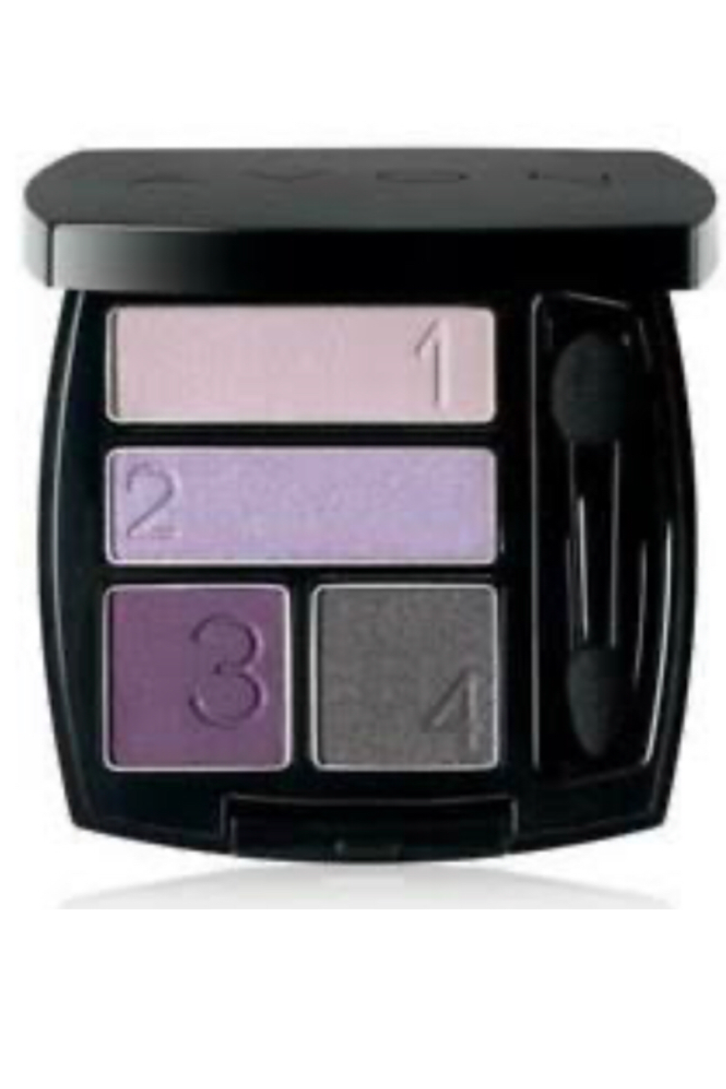 Purple Haze Eyeshadow Quad