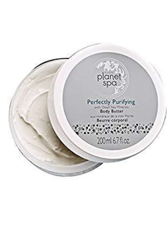Planet Spa Perfectly Purifying Body Butter 200ml
