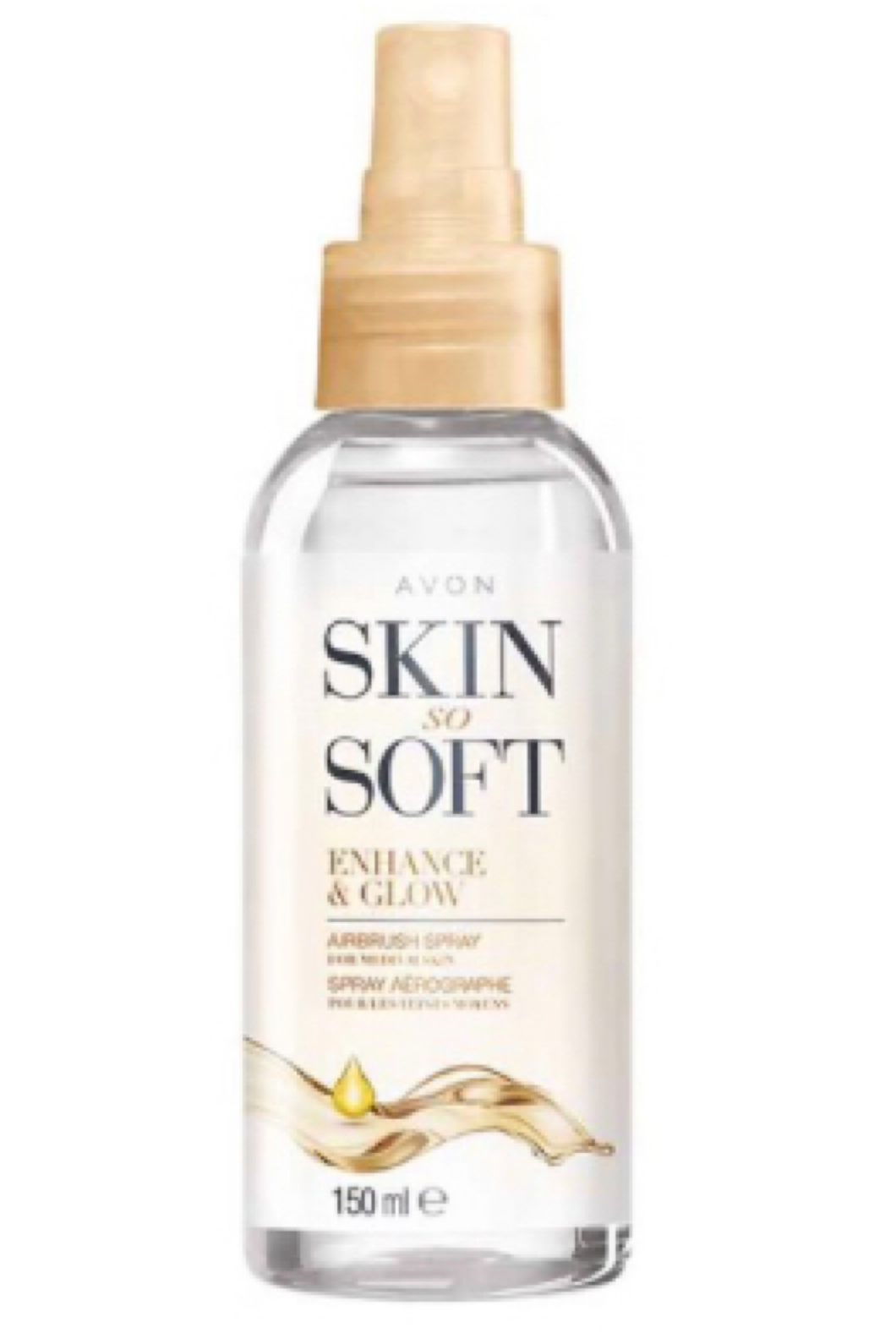 Skin So Soft Enhance & Glow Airbrush Spray 150ml