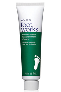 Foot Works Maximum Strength Cracked Heel Cream 75ml