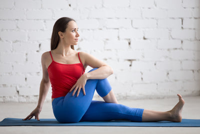 Five Yoga Poses to Improve Digestion