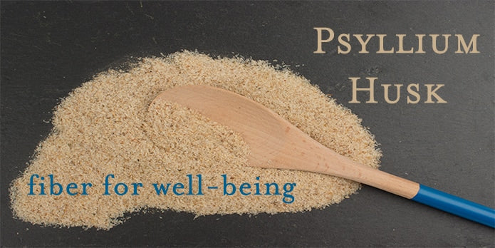 Psyllium Husk: Fiber for Well-Being