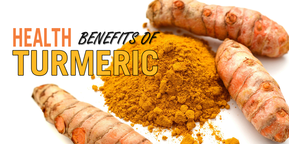 HEALTH BENEFITS OF TURMERIC