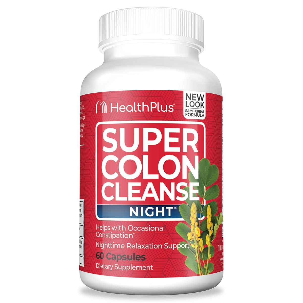 Super Colon Cleanse Night® 60 Capsules