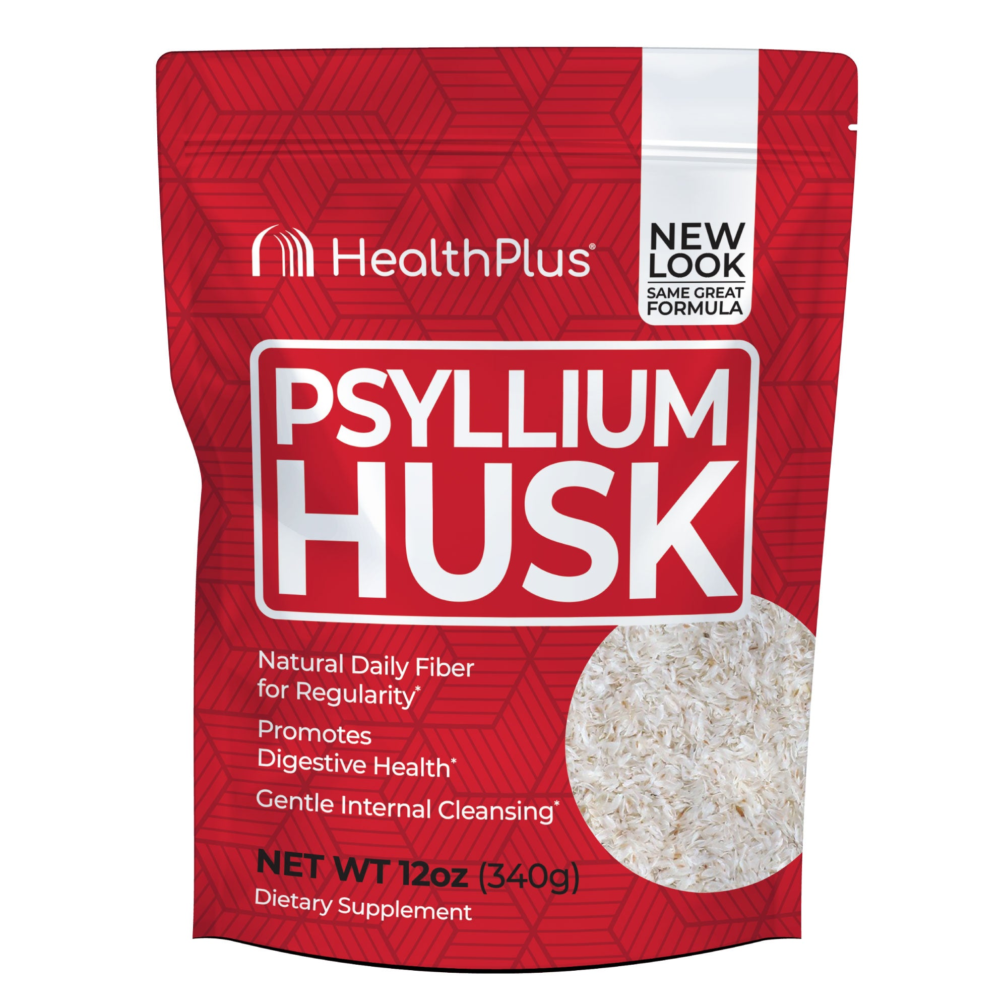 Pure Psyllium Husk Bag