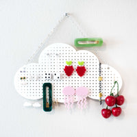 Cloudy Day Earring Hanger