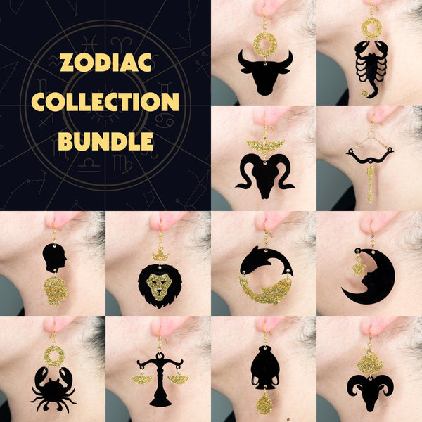 All 12 Zodiacs Bundle
