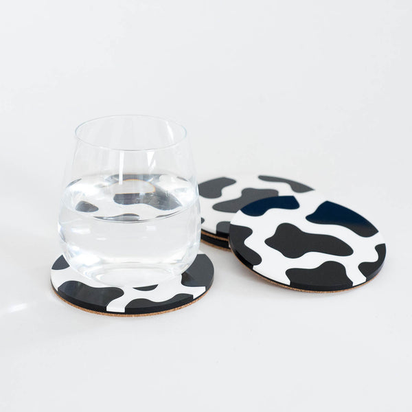 Cow Coaster - 4 Pack